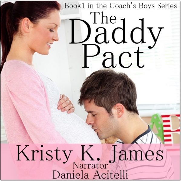 The Daddy Pact, Audible Book