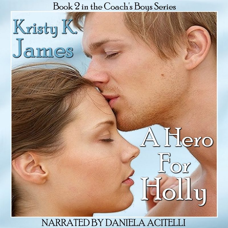A Hero For Holly, Audible Version